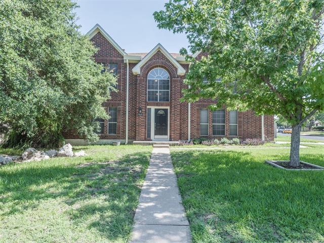8503 Fern Bluff Ave, Round Rock, TX 78681