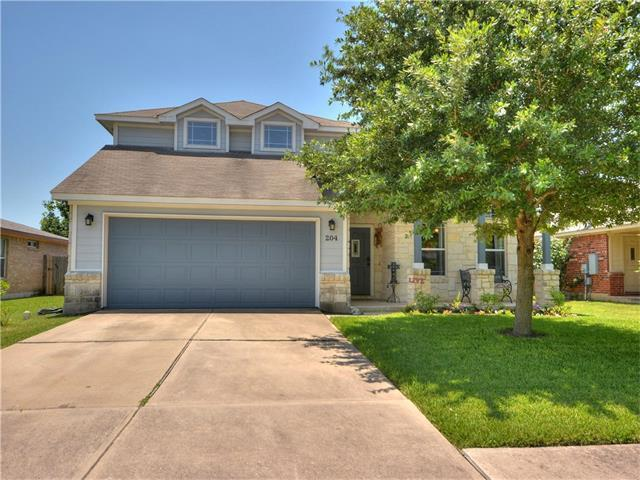 204 Bubbling Brook Dr, Hutto, TX 78634