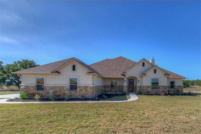 104 Quiet Oak Cv, Liberty Hill, TX 78642