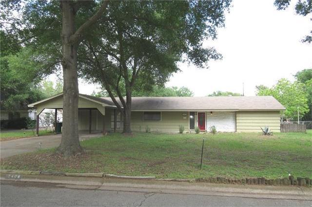 2408 Post Oak Rd, Rockdale, TX 76567