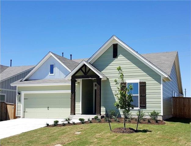 249 Wild Sage Ln, Liberty Hill, TX 78642
