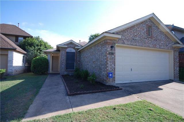 1613 Sylvia Ln, Round Rock, TX 78681