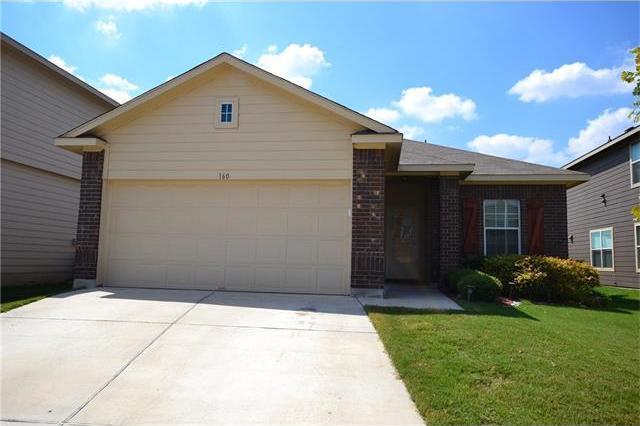 160 Housefinch Loop, Leander, TX 78641
