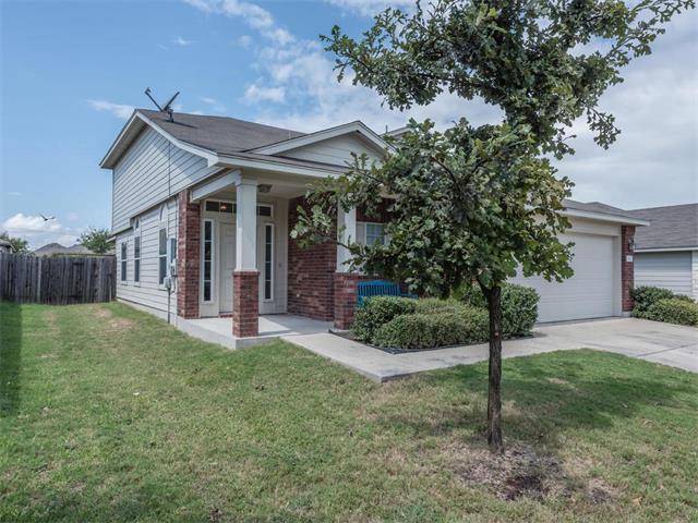 320 Baldwin St, Hutto, TX 78634