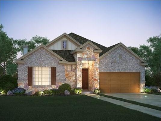 4228 Hannover Way, Round Rock, TX 78681