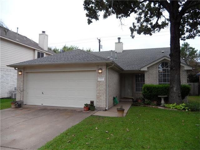 1707 White Oak Loop, Round Rock, TX 78681