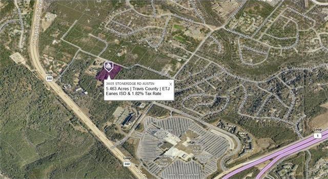 3605 Stoneridge Rd, Austin, TX 78746