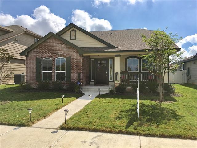 18325 Tallgrass Prairie Dr, Pflugerville, TX 78660