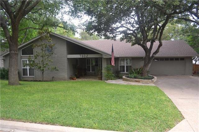 7602 Long Point Dr, Austin, TX 78731