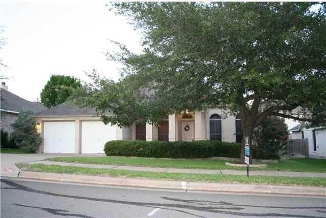 3723 Eagles Nest St, Round Rock, TX 78665
