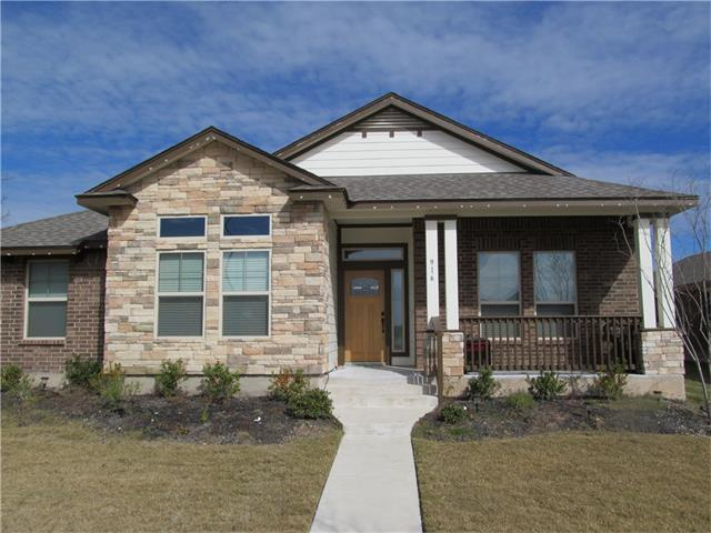 916 N Bryce Canyon Dr, Pflugerville, TX 78660