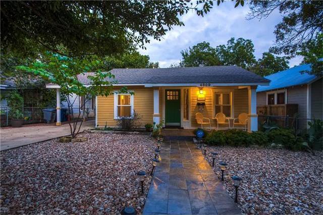 4809 Avenue H, Austin, TX 78751