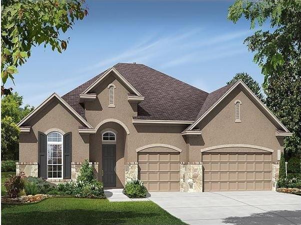 5028 Yucca Flower Lane, Georgetown, TX 78626
