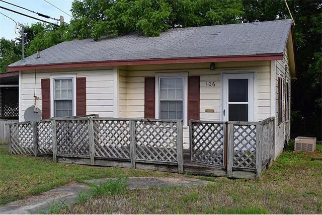 106 W North Ave, Lampasas, TX 76550