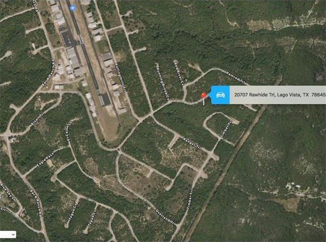 20707 Rawhide Trl, Lago Vista, TX 78645