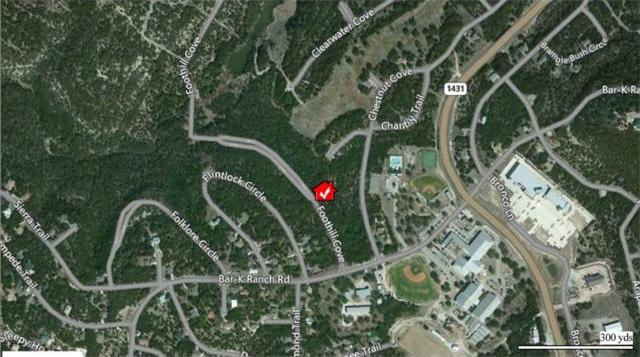 8015 Foothill Cv, Lago Vista, TX 78645