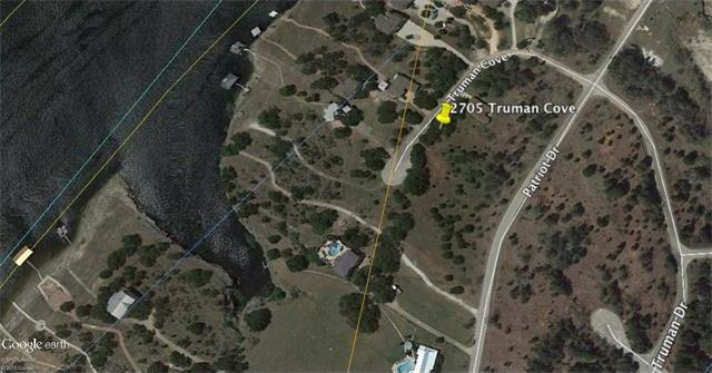 2705 Truman Cv, Lago Vista, TX 78645