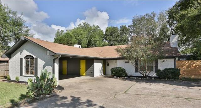 8605 Woodstone Dr, Austin, TX 78757