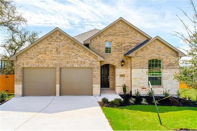 7809 Turnback Ledge Trl, Lago Vista, TX 78645