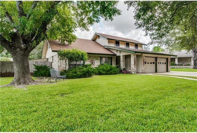 1303 Oakridge Dr, Round Rock, TX 78681