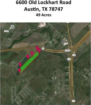 6600 Old Lockhart Rd, Austin, TX 78747