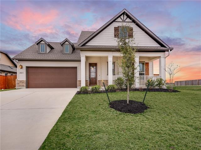 201 Garden Gate Ln, Liberty Hill, TX 78642
