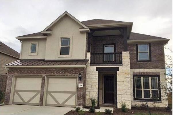 911 Emory Stable Dr, Hutto, TX 78634
