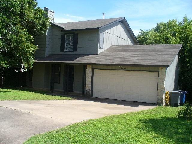 4601 Sidereal Dr, Austin, TX 78727