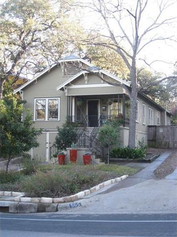 505 E Annie St, Austin, TX 78704