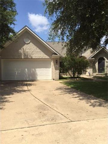 1207 Lacey Oak Loop, Round Rock, TX 78681