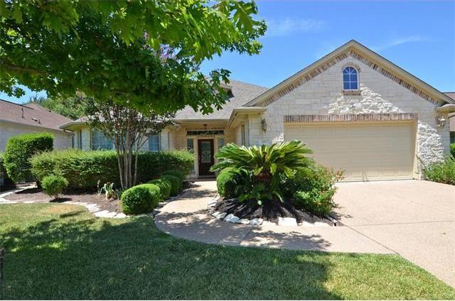 705 Heritage Oaks Bnd, Georgetown, TX 78633