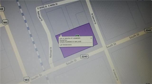 101 E South St, Leander, TX 78641