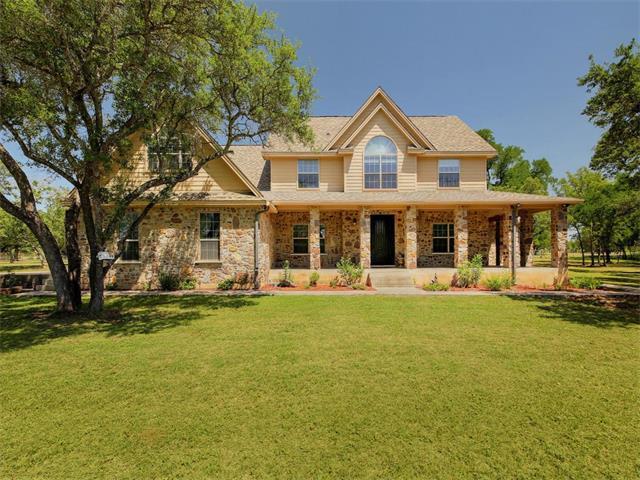 100 King Ranch Rd, Liberty Hill, TX 78642