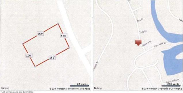 Lot 6 Travis Oaks Dr, Marble Falls, TX 78654
