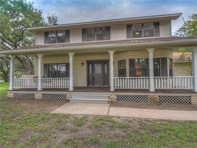 307 Hemlock Dr, Mountain City, TX 78610