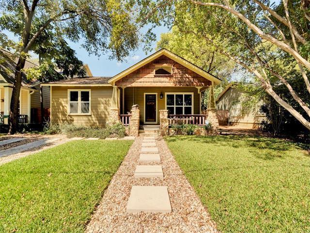 5004 Avenue H, Austin, TX 78751