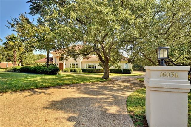 16036 Fontaine Ave, Austin, TX 78734