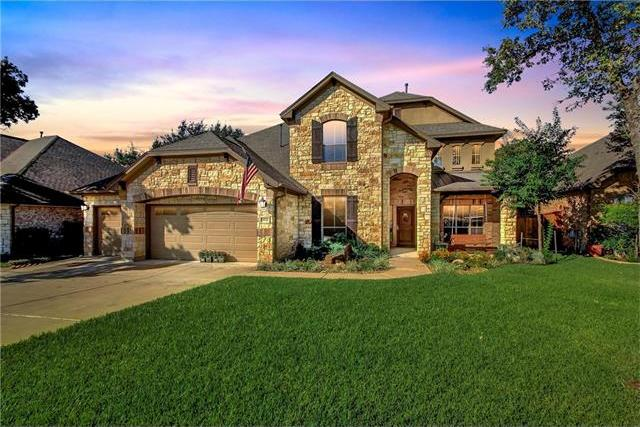 3920 Crest Ln, Round Rock, TX 78681