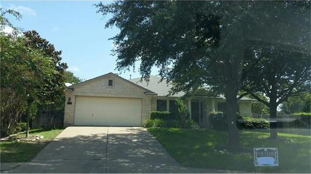 2405 Bevin Cv, Round Rock, TX 78665
