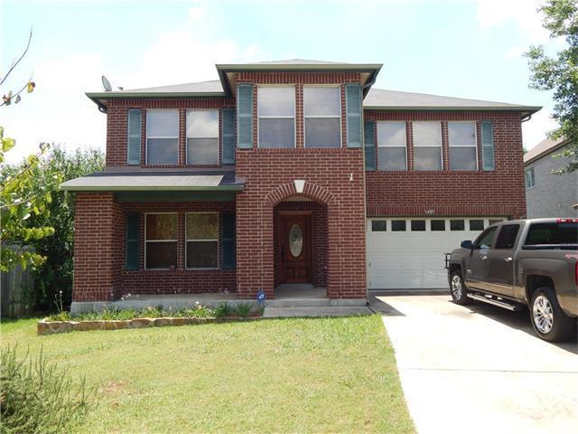 1407 Balsam Way, Round Rock, TX 78665