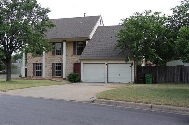 2206 Tejas Dr, Round Rock, TX 78681