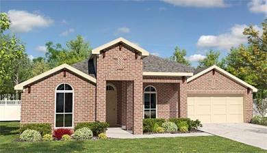 1023 Granbury Cv, Round Rock, TX 78664