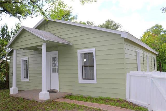 1166 Ridgeway Dr, Austin, TX 78702