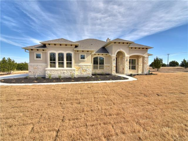 126 Sunny Slope Dr, Liberty Hill, TX 78642