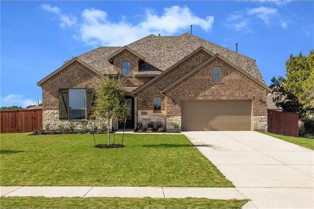 1701 Highland Ridge Rd, Georgetown, TX 78628