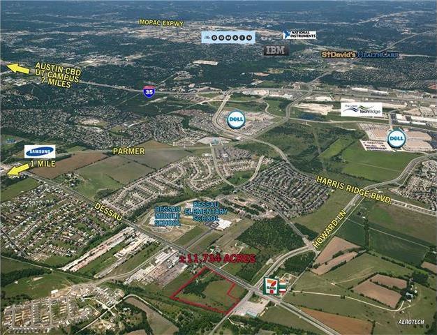 13307 E Dessau Rd, Austin, TX 78753