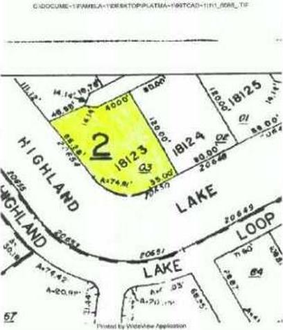 20650 Highland Lake Loop, Lago Vista, TX 78645