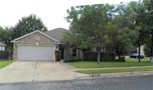 16901 Abyssinian Ln, Round Rock, TX 78681