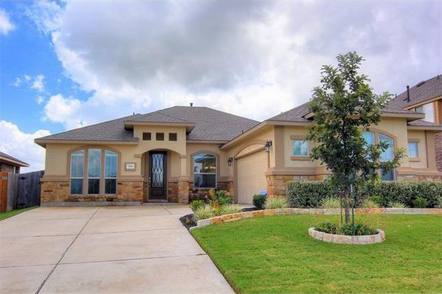 164 Silkstone St, Hutto, TX 78634