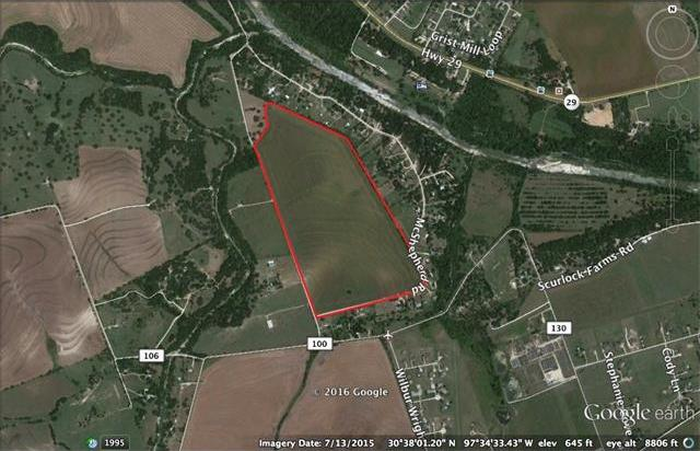 County Rd 100, Georgetown, TX 78626